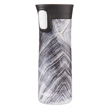 Термокружка Contigo Pinnacle Couture Black Shell 415 мл