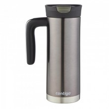 Термокружка Contigo Superior Stainless Steel Gunmetal 591 мл