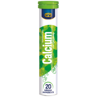 Kruger Calcium - 20 таблеток