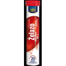 Kruger Iron - 20 таблеток