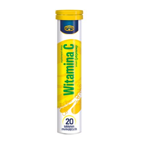 Kruger Vitamin C - 20 таблеток