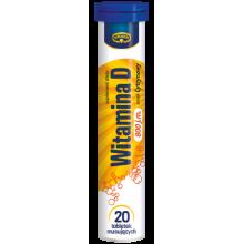 Kruger Vitamin D - 20 таблеток