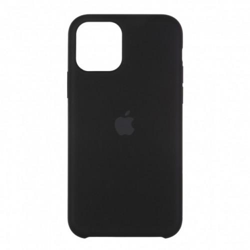 Панель Silicone Case для Apple iPhone 11 Pro - Black