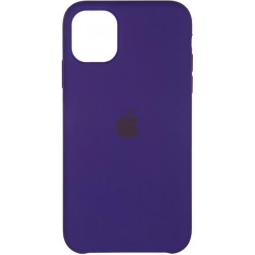 Панель Silicone Case для Apple iPhone 11 Pro - Ultraviolet