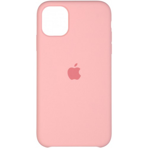 Панель Silicone Case для Apple iPhone 11 Pro - Peach