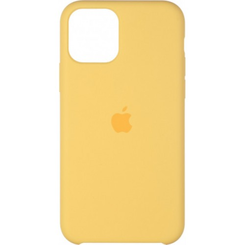 Панель Silicone Case для Apple iPhone 11 Pro - Yellow