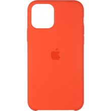 Панель Silicone Case для Apple iPhone 11 Pro - Nectarine
