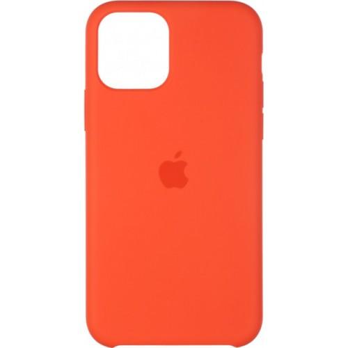 Панель Silicone Case для Apple iPhone 11 Pro - Nectarine