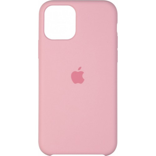 Панель Silicone Case для Apple iPhone 11 Pro - Pink