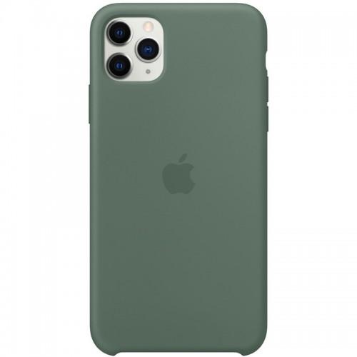 Панель Silicone Case для Apple iPhone 11 Pro - Pine Green