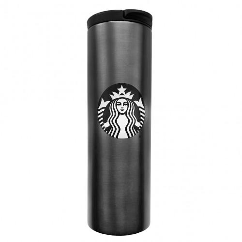 Термокружка Starbucks Matte Dark Grey 473 мл